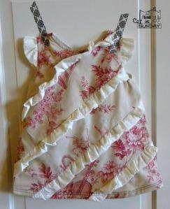 Strawberries and Cream Dress