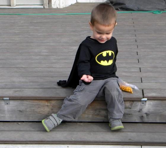 Batman Caped Tee