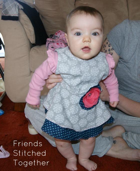 Georgia Twirl Dress {{FriendsStitchedTogether.Wordpress.com}}