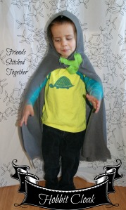 Hobbit Cloak Tutorial