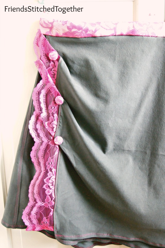 Project Sewn - Think Pink {{FriendsStitchedTogether.Wordpress.com}}