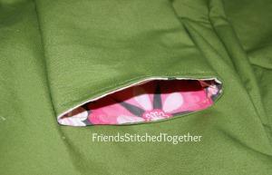 The Coat Sleeve Magic Trick {{FriendsStitchedTogether.Wordpress.com}}