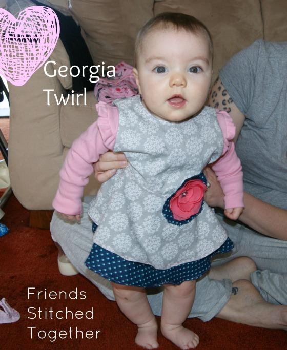 Georgia Twirl Test {{FriendsStitchedTogether.Wordpress.com}}