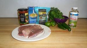 Tasty Tuesday - Cilantro Lime Quinoa {{friendsstitchedtogether.wordpress.com}}