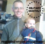 Military Monthly  {{FriendsStitchedTogether.Wordpress.com}}