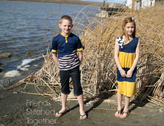 Spring Break Week {{FriendsStitchedTogether.Wordpress.com}}